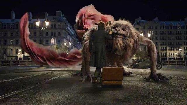 """《神奇动物1》作为j·k·罗琳首度操刀编剧之作,由于主线聚焦在""""纽特"""