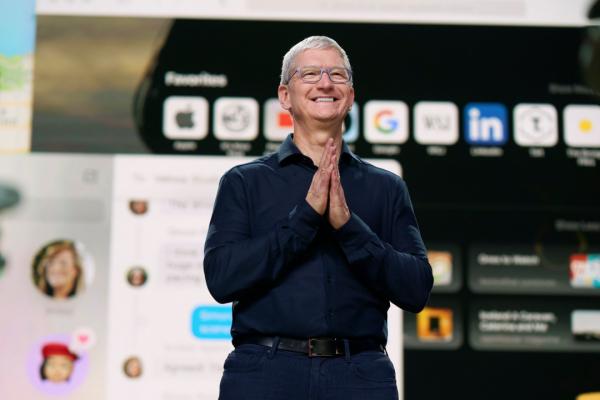 苹果进入下一个十年!抛弃英特尔,WWDC官宣将Mac迁移至自研芯片,首批年底上市