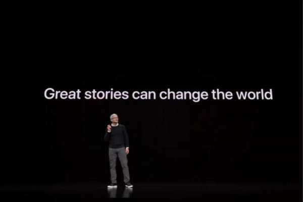 Apple春季发布会:一场来自科技公司的内容服务盛宴