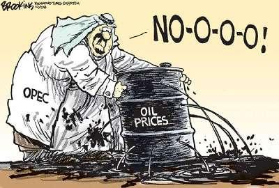 一觉醒来,我们又见证了石油最惨的一幕!