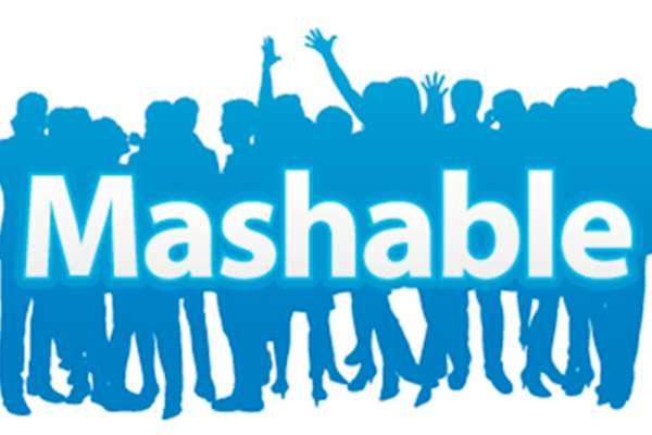 腾讯网与美国科技网站Mashable达成独家内容合作