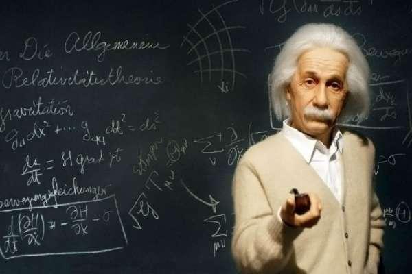 爱因斯坦的阴暗面