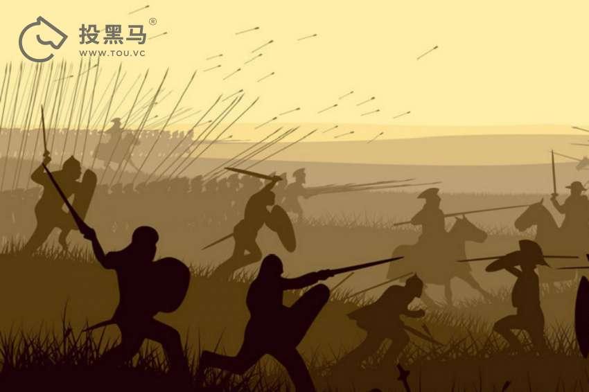 阿里作战体系:组织越战越勇,仗越打越难