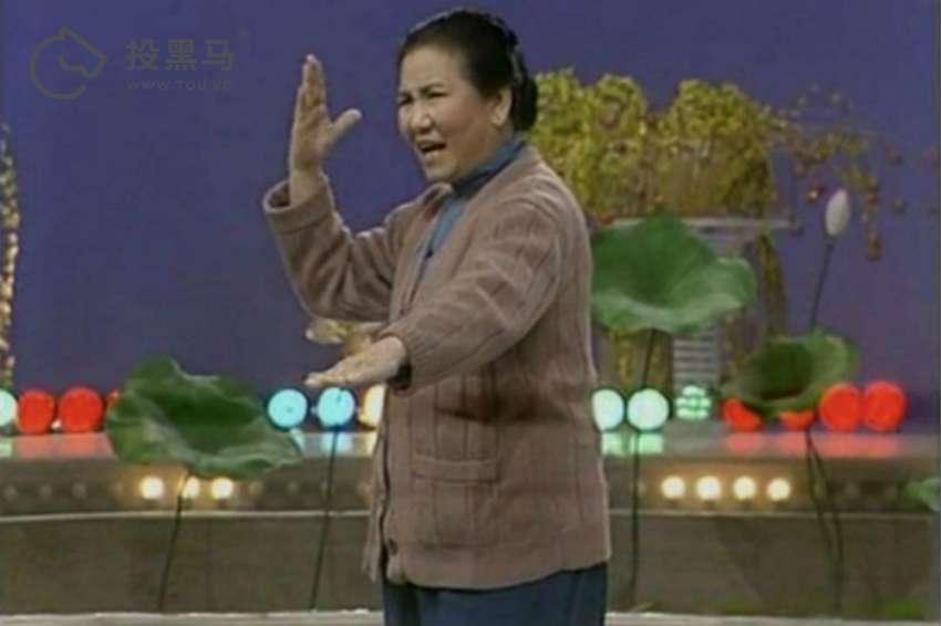 赵丽蓉才是中华Vlog第一人